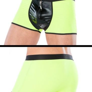 MC/9076 Boxershorts gelb von Andalea Dessous
