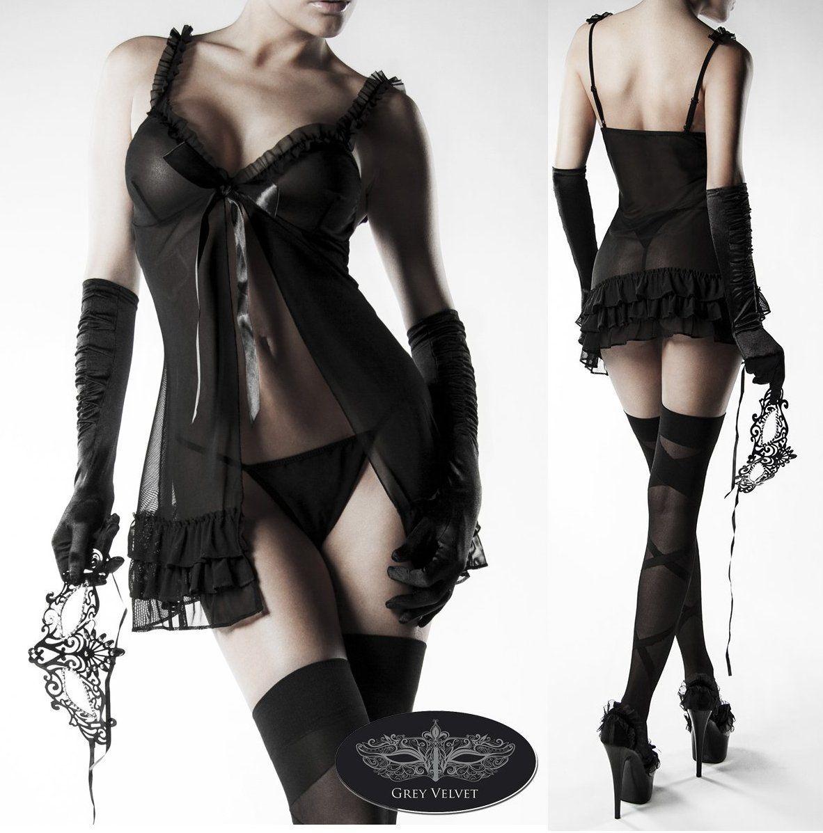 13825  5-teiliges Erotik-Set von Grey Velvet