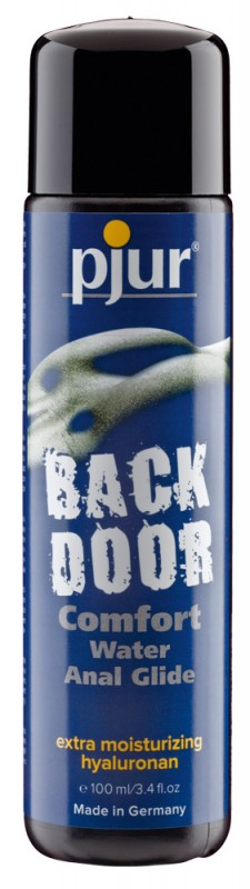 pjur Back Door Comfort Anal Glide Gleitgel Geschmacks-Geruchsneutral 100 ml