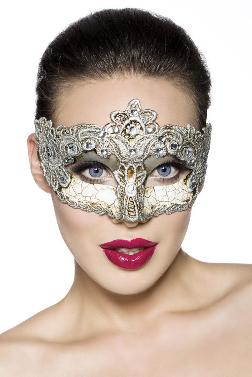 12628 Antik-Maske / Augenmaske