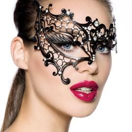 13579 Metallmaske / Augenmaske