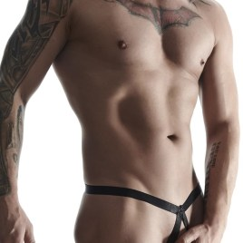BRI010 – 2er Pack Harness String schwarz von Regnes Fetish Planet
