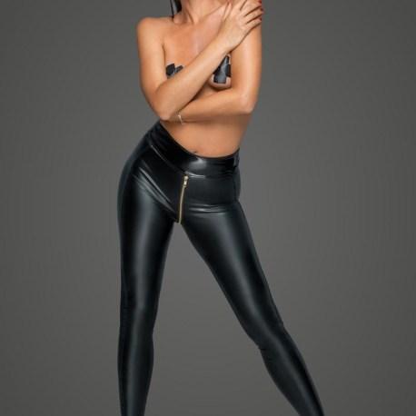 F217 Leggings mit durchgehendem Reißverschluss von Noir Handmade MissBeHaved Collection – 5903050106720,5903050106737,5903050106744,5903050106751,5903050106768,5903050106775, (2)