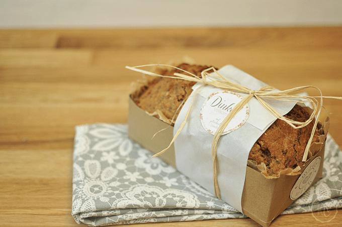 DIY: Brotverpackung