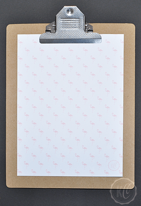 Flamingo Prints + Freebie