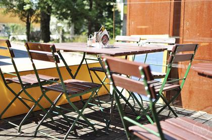 Urbankeller Gastgarten Sonne