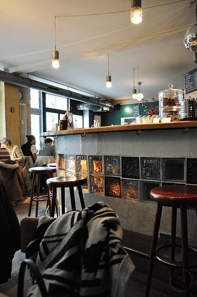 Berlin Food Diary Bar