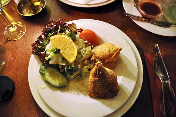 Berlin Food Diary Pune Samosa