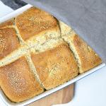Dinkel-Quinoa-Brötchen