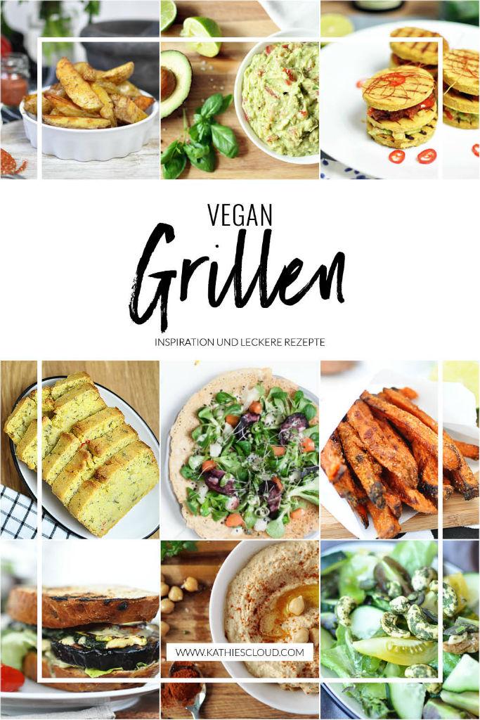 Tolle vegane Grillrezepte