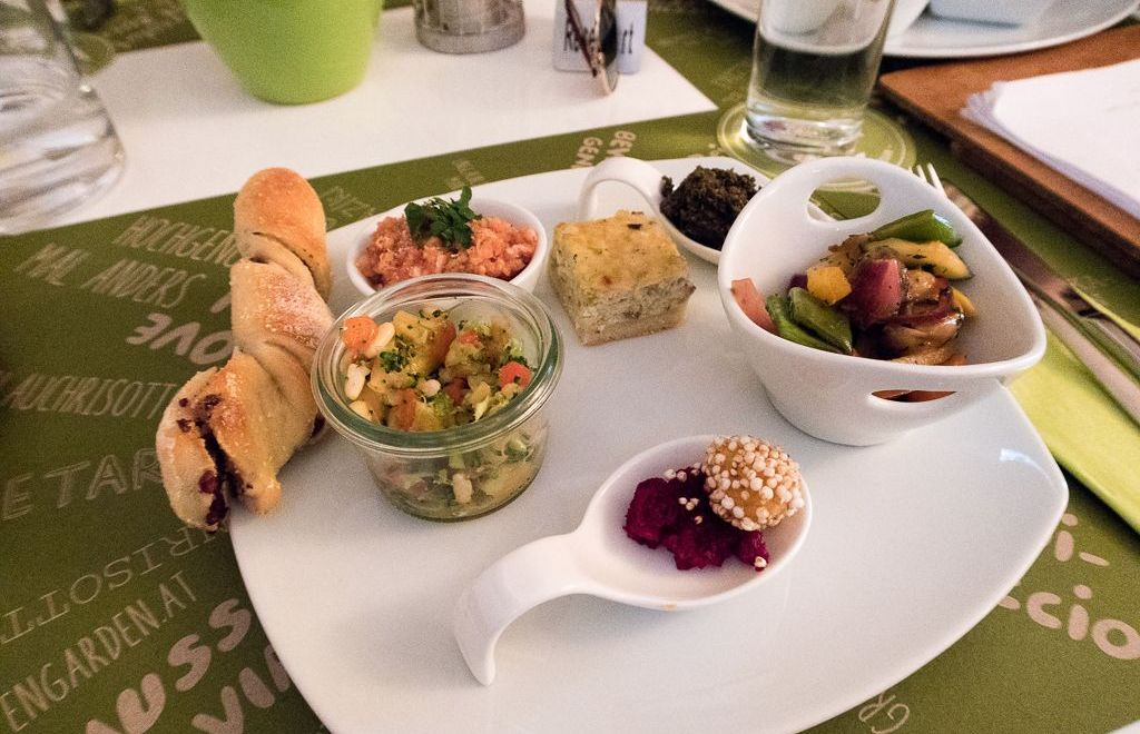 Veganer Brunch im Green Garden Salzburg Update