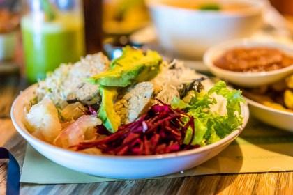 Vegan in Ubud - Earth Café
