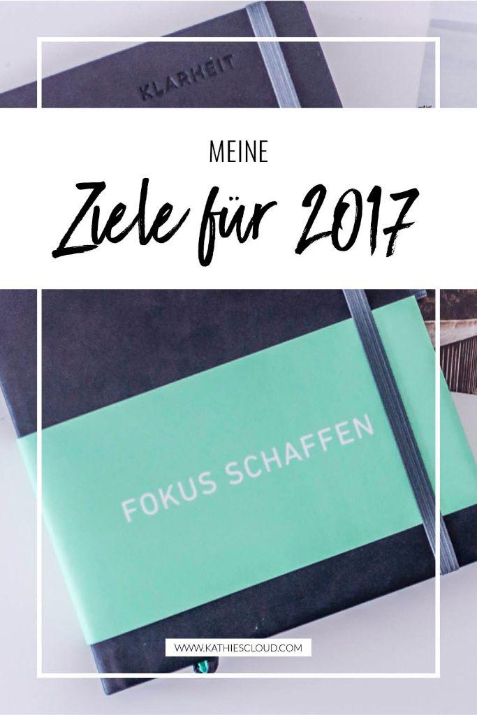 Meine Ziele 2017