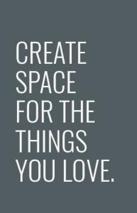 create space