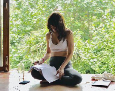Yogalehrer-Ausbildung bei Meghan Currie