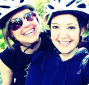 Biking with AEG and DEG