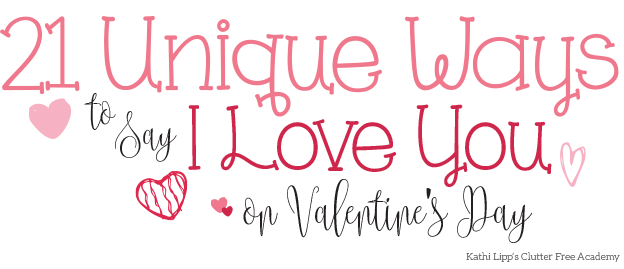 """21 Unique Ways to Say """"I Love You"""" on Valentine's Day"""