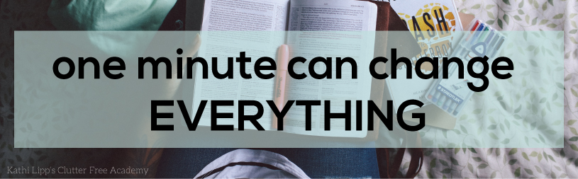 One-Minute-can-change-everything