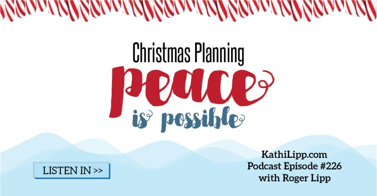 Episode #226- Planning for Peace in the Midst of Conflict