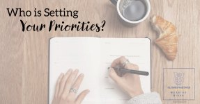 Who is Setting Your Priorities?