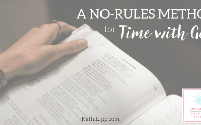 A No-Rules Method for Time with God