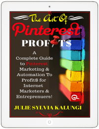 THE ART OF PINTEREST PROFITS: