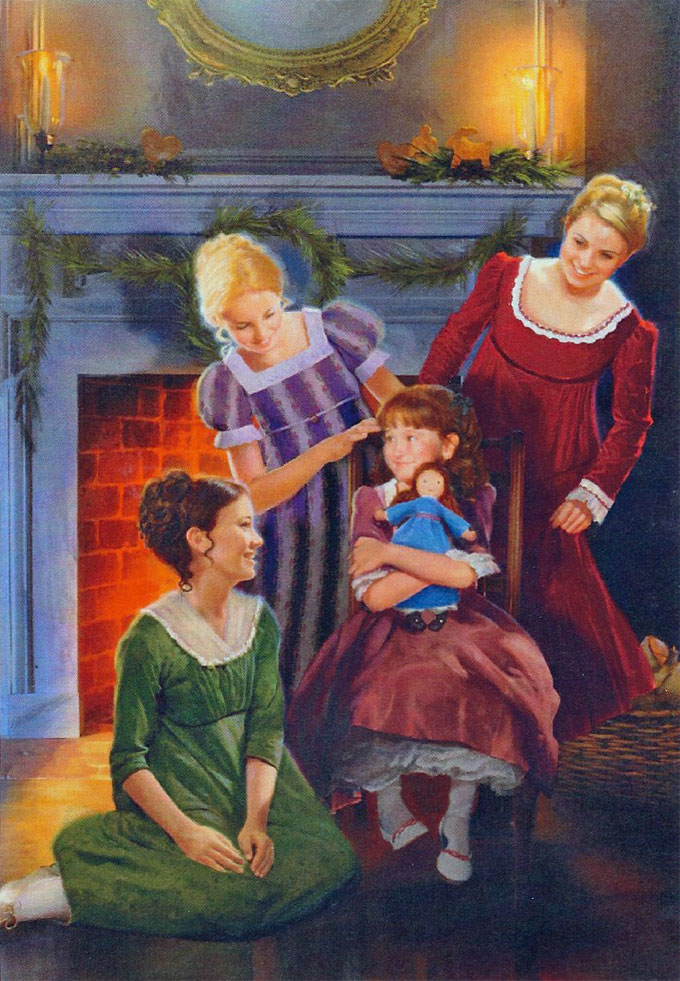 A Surprise For Caroline An American Girl By Kathleen Ernst