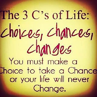 The 3 C's of Life - another poem | Kathleen's Blog