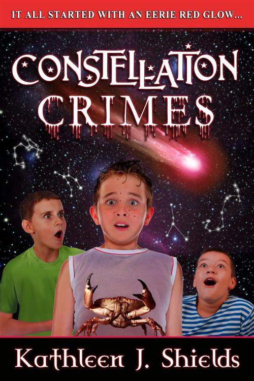 Constellation Crimes by author Kathleen J. Shields