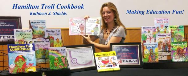 Local Texas Author Wins 2 Awards for Children's Cookbook