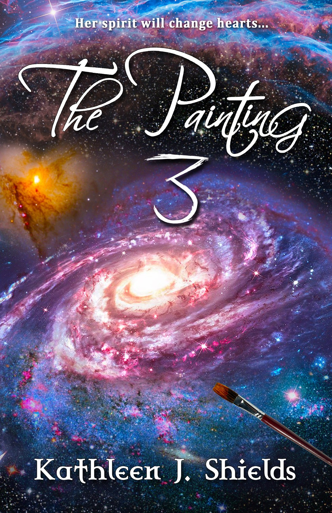 The Painting 3 Trilogy by Kathleen J. Shields