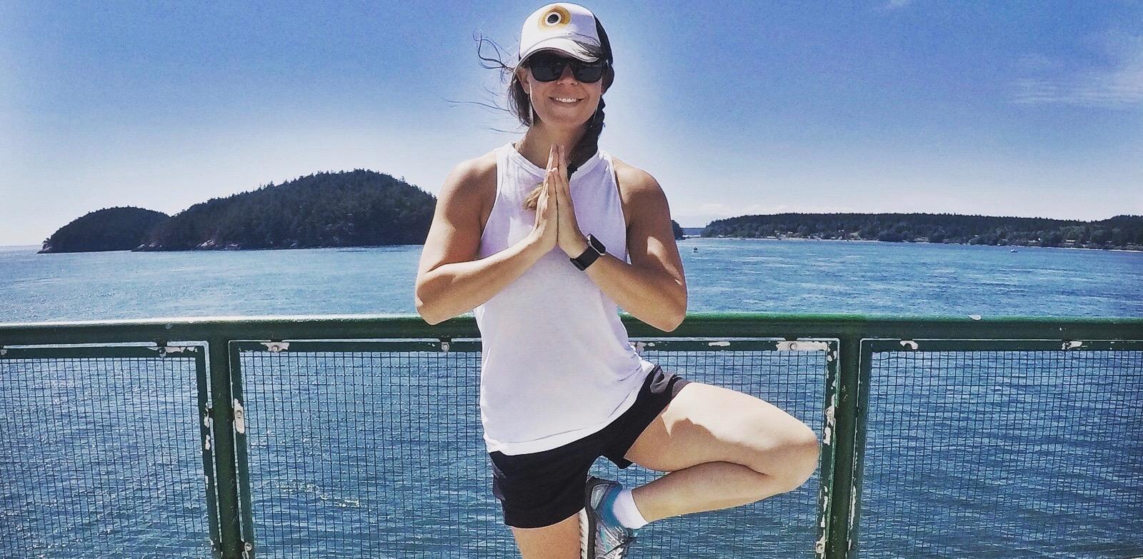 Kathleen Loves Yoga Yogi Hiker Blogger