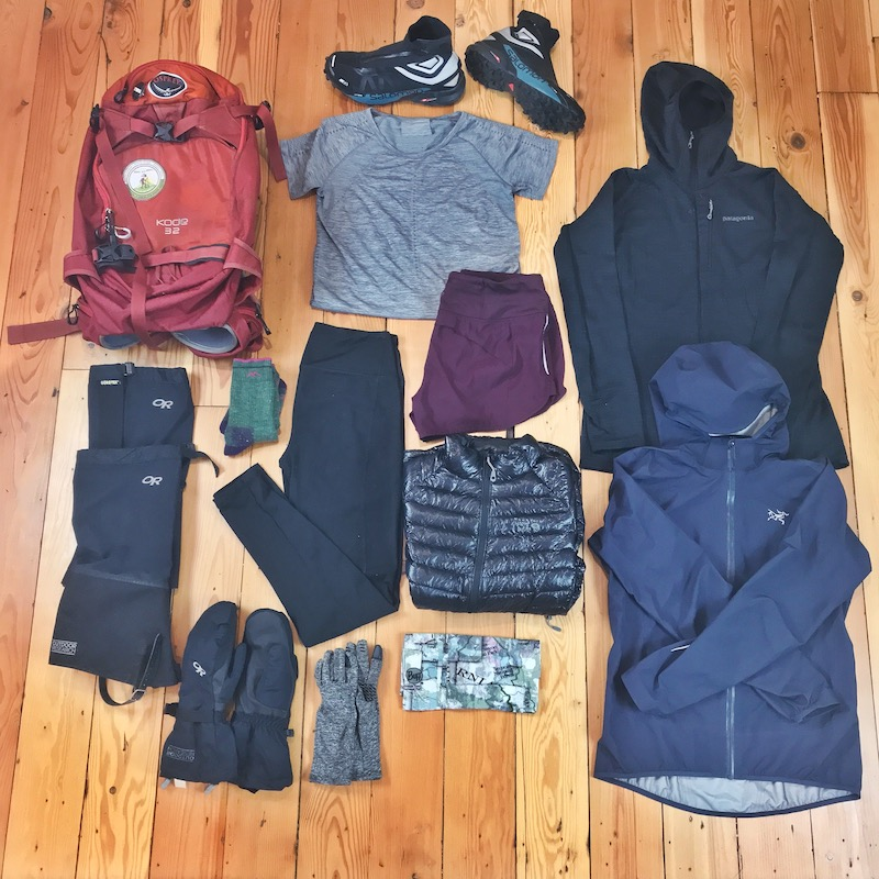 e8c642e5bd How To Prepare For A Cold Weather Hike - Kathleen Loves Yoga