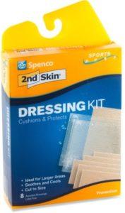 Spenco 2nd Skin Dressing Kit