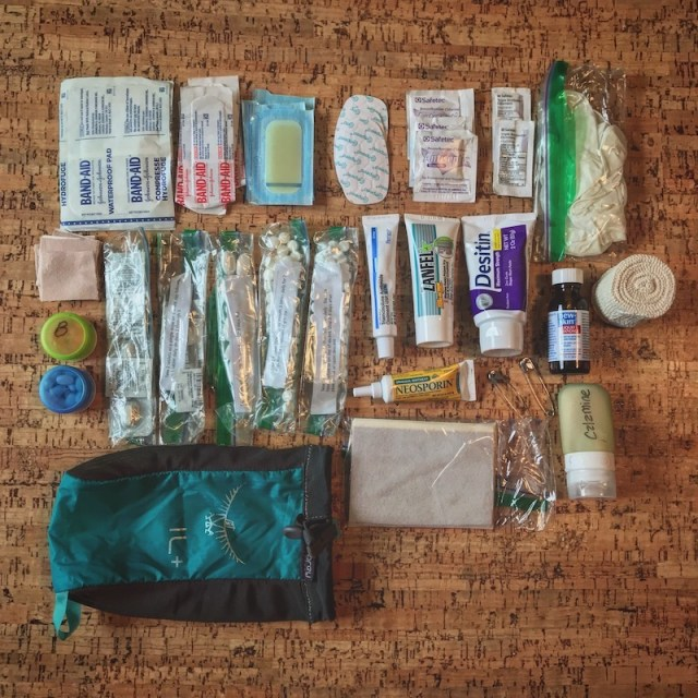 PCT Backcountry First Aid Kit