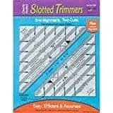 Slotted Triangle Trimmer