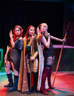 She Kills Monsters - Foothill College, 2018