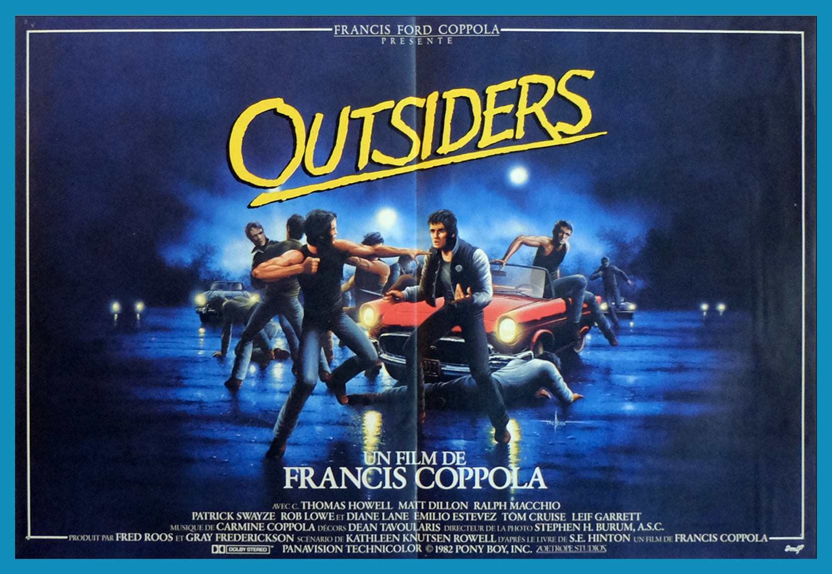 Writing A Movie Review Assignment Outsiders