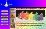 Secret Potion Cleaner