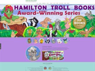 Hamilton Troll Books
