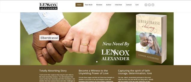 Lennox Alexander - Author