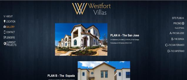 Westfort Villas - San Antonio