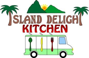 Island Delight Kitchen Logo (Medium)