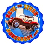 Save the Texas Dune Buggy logo 2018