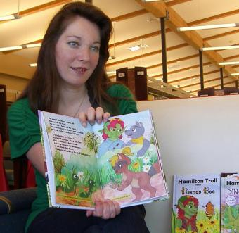 School Visits & Library Readings