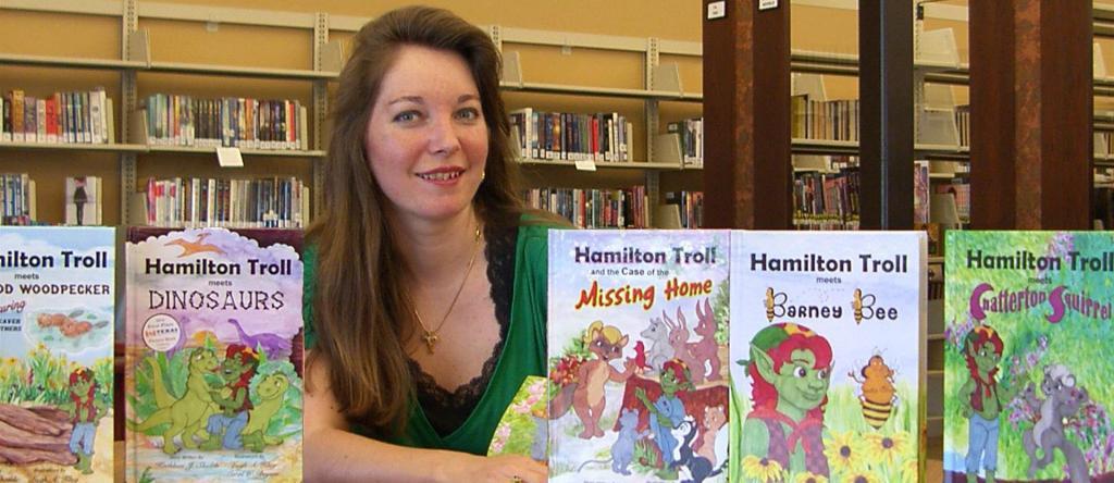 Hamilton Troll Educational Children's Series