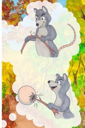 Rudy Rat popped my mushroom ball! hamilton troll books kathleen j shields author