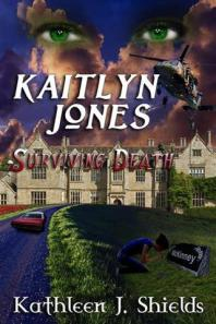 Kaitlyn Jones, Surviving Death #2 author Kathleen j shields