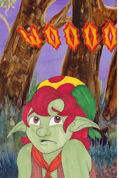 A scary sound hamilton troll books kathleen j shields author
