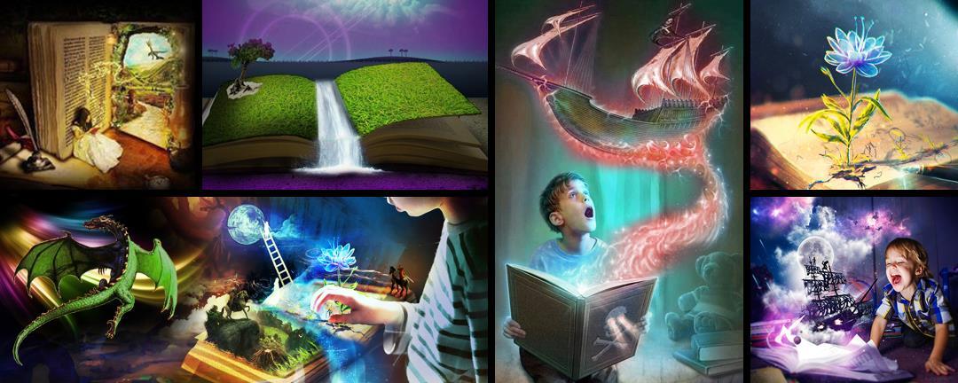 imagination1 Imagination is key author Kathleen J. Shields